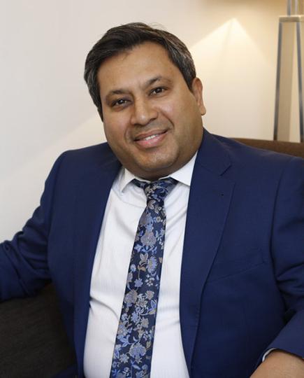 Dr. Arghya Sarkhel