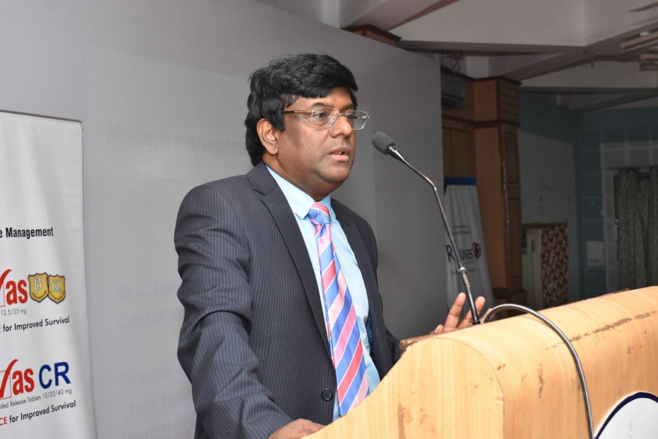 International speaker Rajeswaran